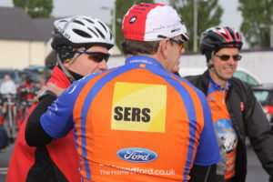 SERS Cyclist