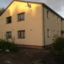 EWI Refurbishment Clackmannshire