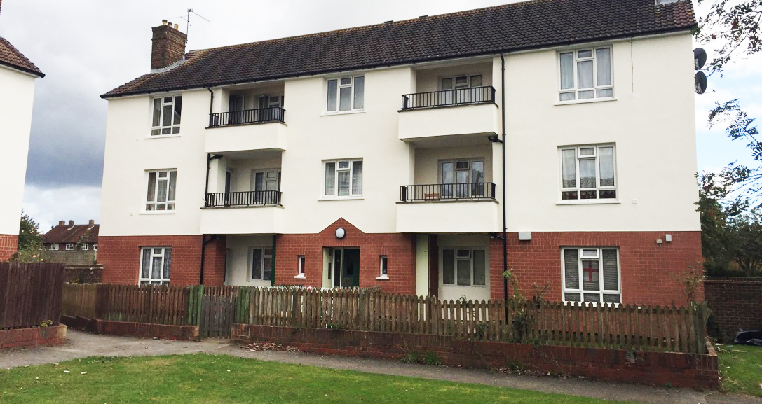 Case Study About The External Wall Insulation