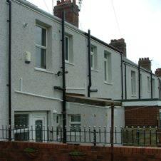 Bridgend External Wall Insulation