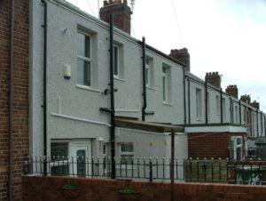 Bridgend External Wall Insulation