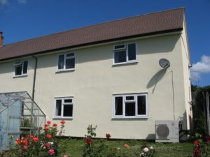External Wall Insulation, Wargrave