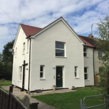 Hereford EWI Refurbishment