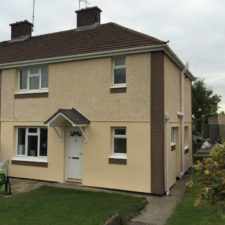 RCT homes, External Wall Insulation