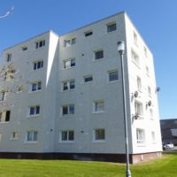 Rathlin External Wall Insulation Refurbishment