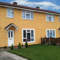 External Wall Insulation Refurbishment Walsall